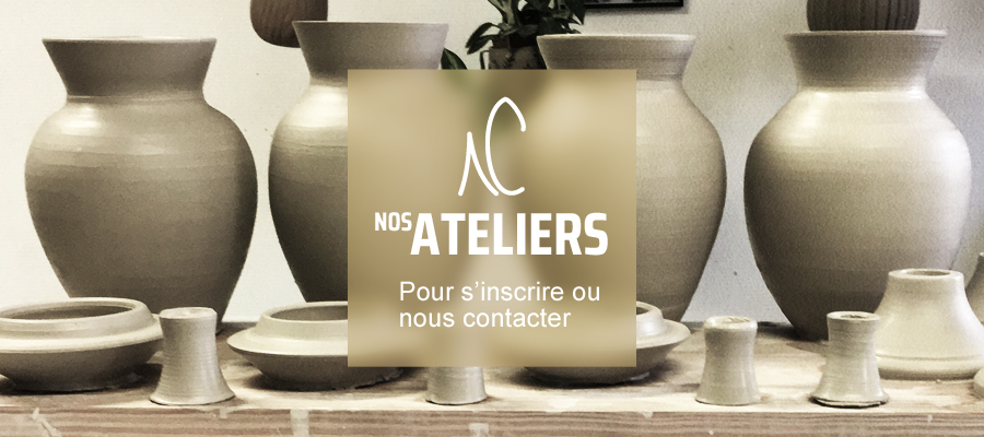 Liens vers nos ateliers