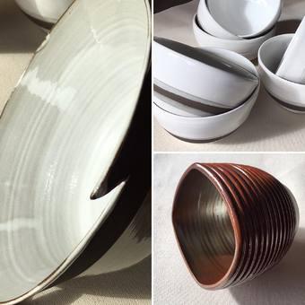 08 avril 2021 ... - #poterie #ceramique #artisanatfrancais #contemporaryart #gres #faitmain #france🇫🇷 #vexinfrancais #oise #local #douceur #coton #atelierterresnature